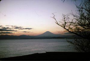 Fujisan from Enoshima