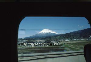 Fujisan from the Fuji area